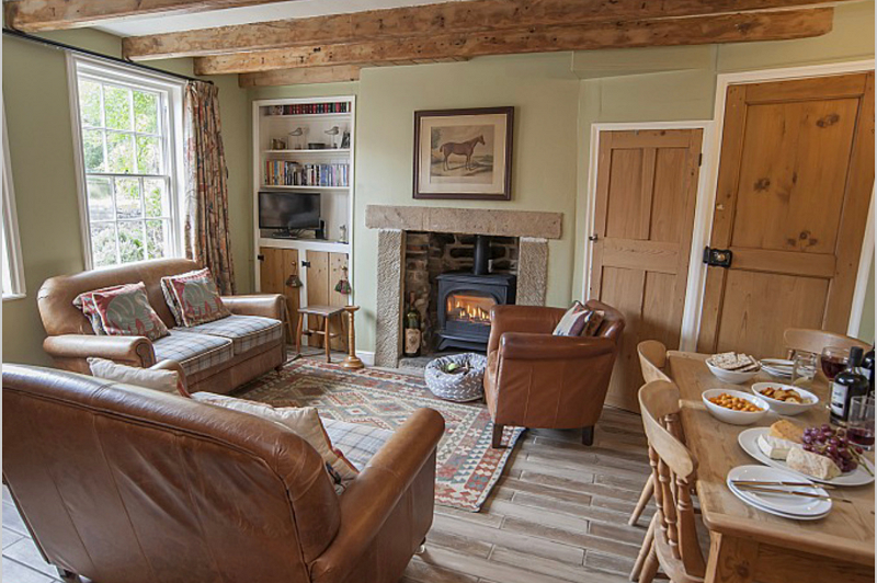 4. Joyce Cottage   Baytown Holiday Cottages   Robin Hood's Bay png