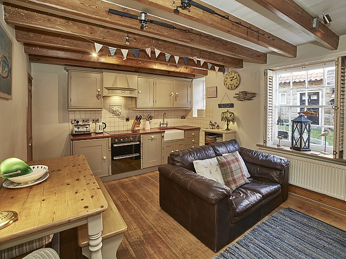 Rothwell Cottage - Robin Hood's Bay