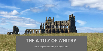 A to Z of Whitby