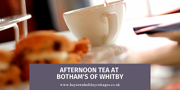 Afternoon Tea at Botham's of Whitby