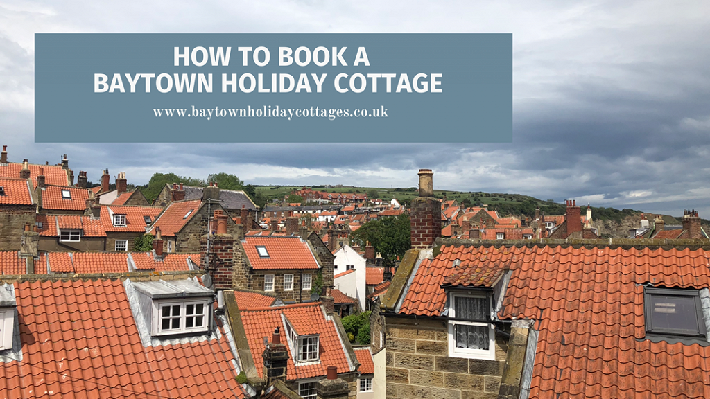 How to Book a Baytown Holiday Cottage