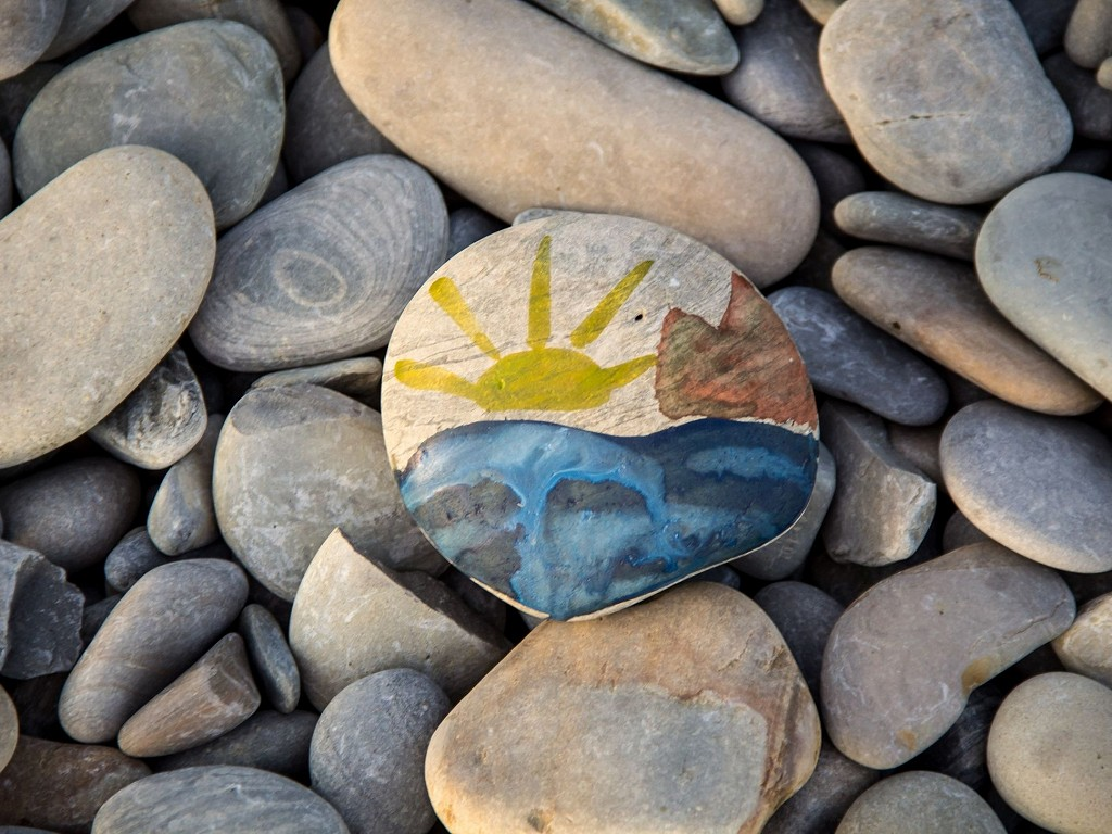 52 Ways To Enjoy Robin Hood's Bay: #50 Beach Crafts
