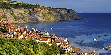 A to Z of Robin Hood's Bay