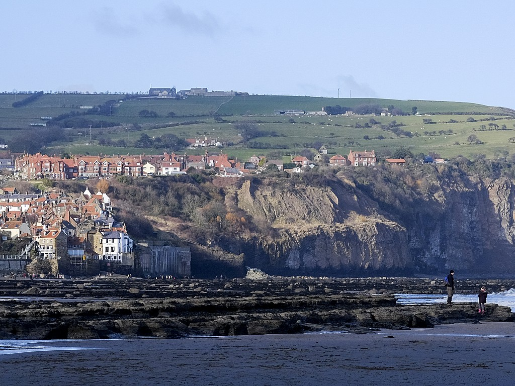 52 Ways to Enjoy Robin Hood's Bay: #7 Go Rock Pooling