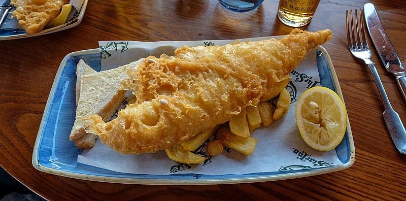 Whitby Fish & Chips